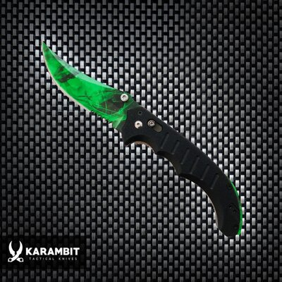 FLIP KNIFE Gamma Doppler | CS:GO